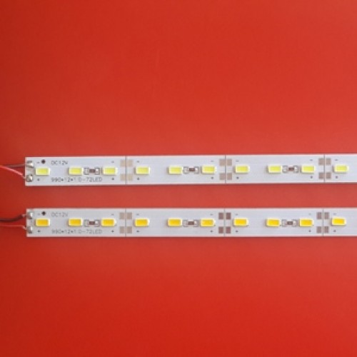LED BAR 5730  12Volt  72Led/mt GÜN IŞIĞI